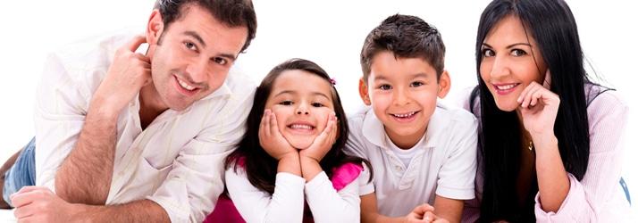 Chiropractic Dumont NJ Happy Family